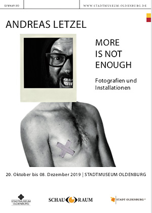 Andreas Letzel More Is Not Enough Fotofrafien und Installationen